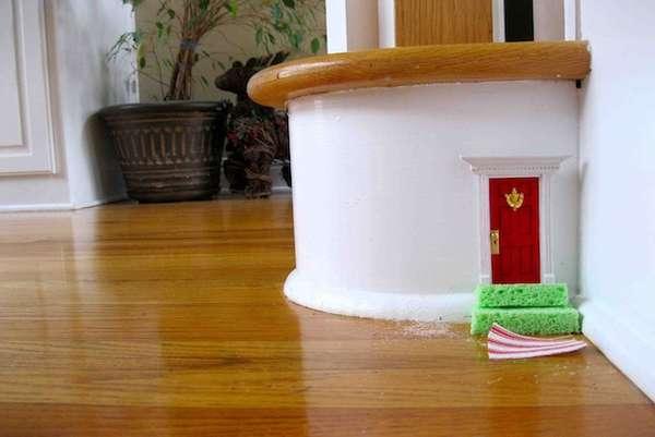 Tiny Whimsical Children's Decor
