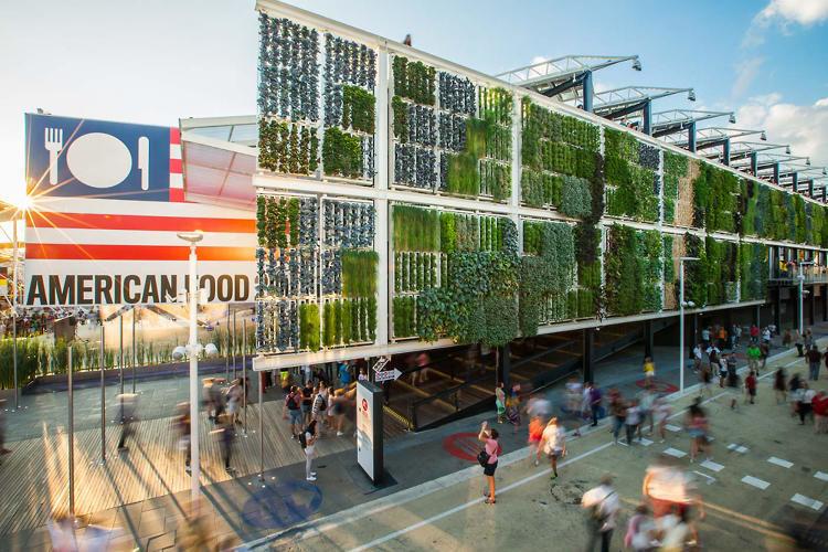 Vertical Hydroponic Gardens Urban Farming System