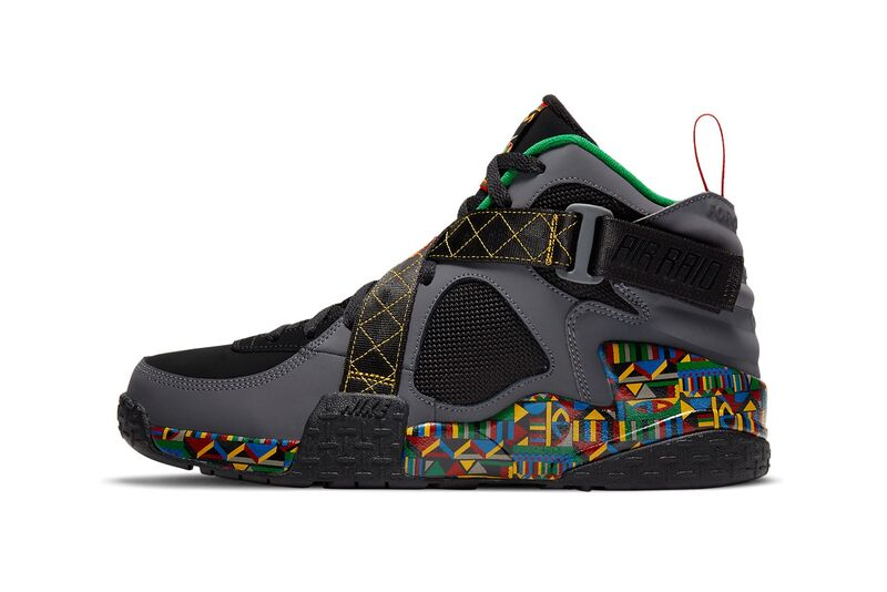 Unity-Themed Colorful Sneakers