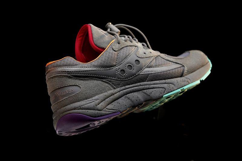 Jungle-Inspired Sneaker Designs