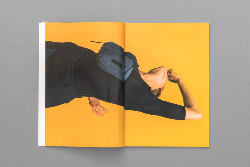 Colorfully Dynamic Urban Lookbooks