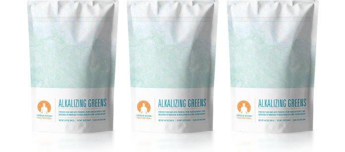 Alkaline Vegetable Supplements