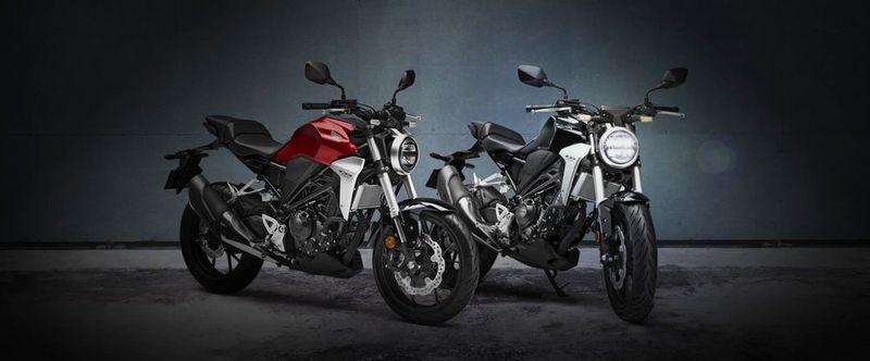 Svelte Urban Motorbikes