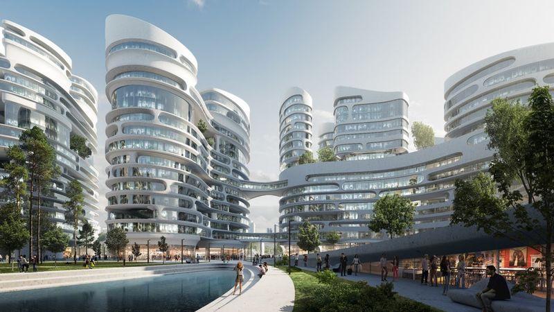 Reimagined Urban Neighborhoods