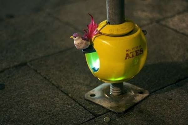 Urban Bird Abodes