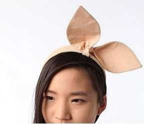 Peachy Bunny Ears