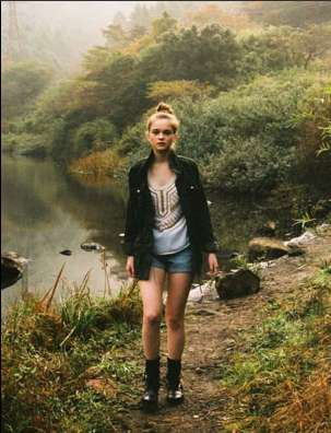 Nature Hike Fashion The Urban Outfitters Early Spring 2010 Look Book