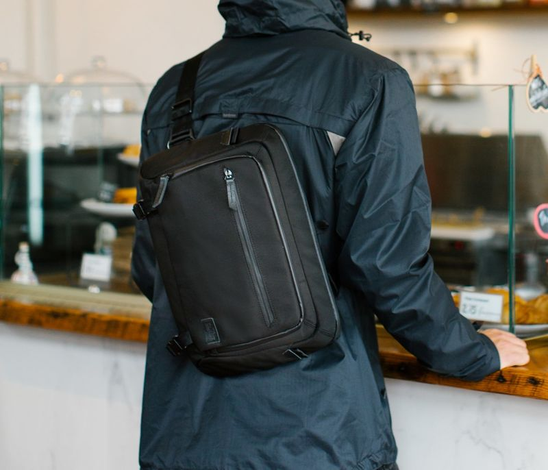 Convertible Ambidextrous Field Bags