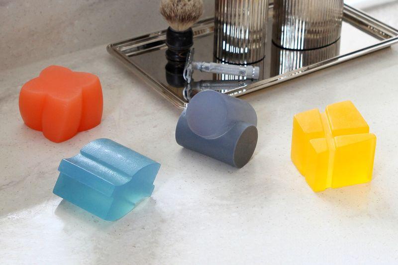 Seoul-Inspired Soap Designs