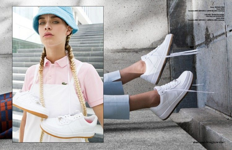 Urban Sportswear Editorials