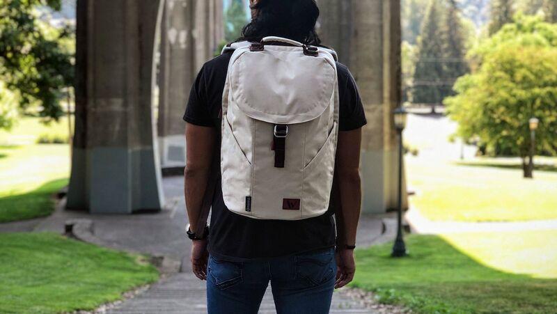 Sustainable Modular Travel Packs
