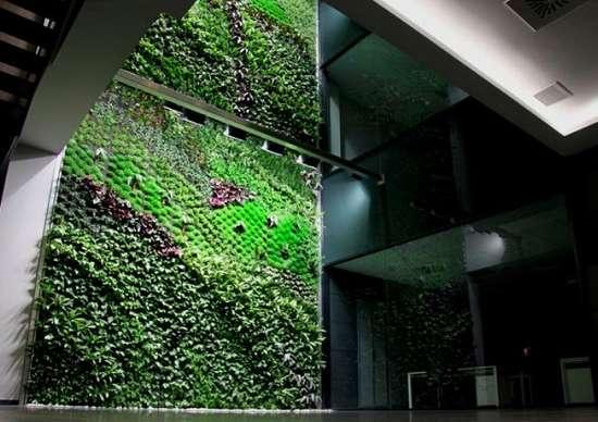 Gargantuan Vertical Gardens
