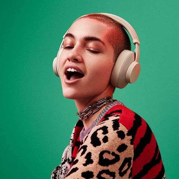 Sharing-Friendly Headphones
