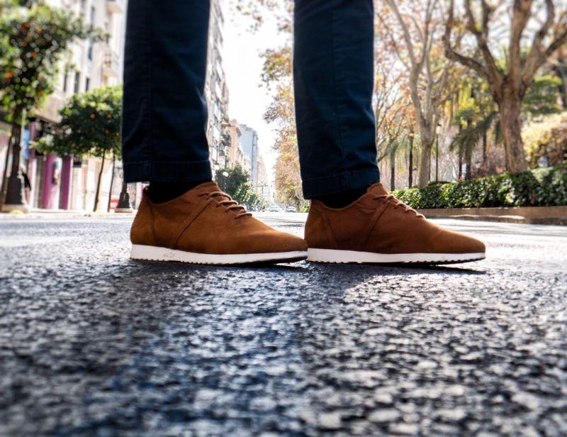 Demure Plastic-Free Footwear