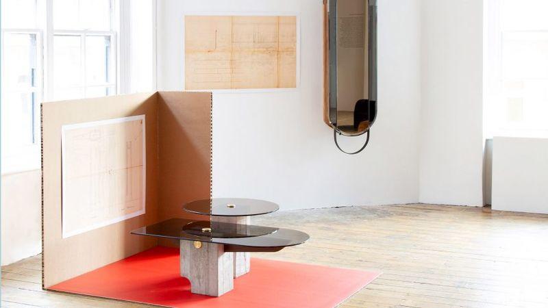 Modernist Co-Branded Furniture