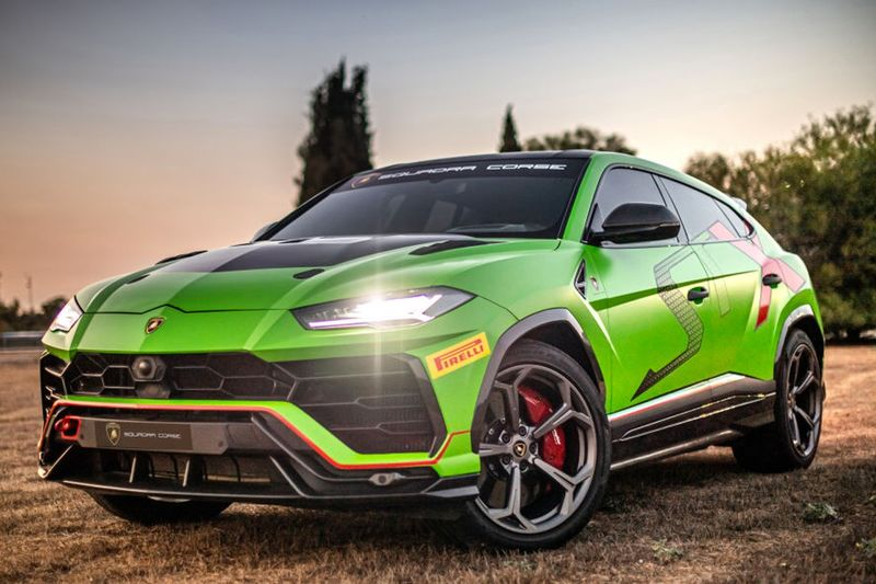 Luxury Hybrid SUV Announcements