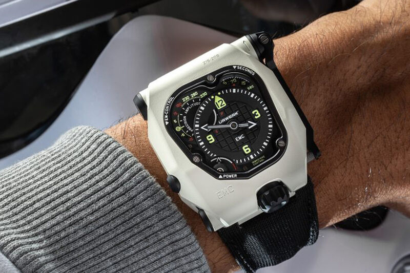 Sci-Fi Soldier Timepieces