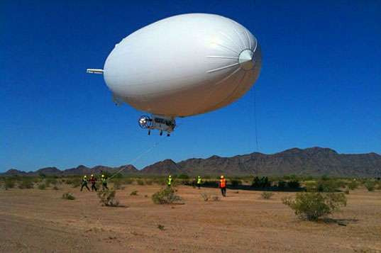 Eco Blimp Cleanups