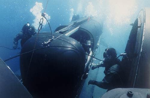 Endurant Combat Submersibles