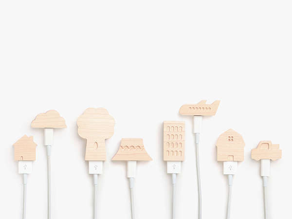Cityscape USB Covers