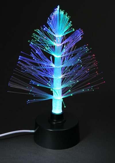 Christmas Fibre Optic Trees