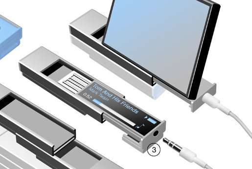 Modular Multimedia Thumbdrives