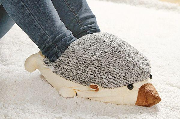Cozy Animal Foot Heaters