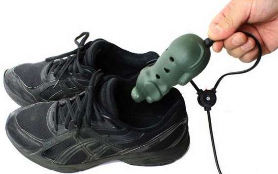 USB Shoe Dryers
