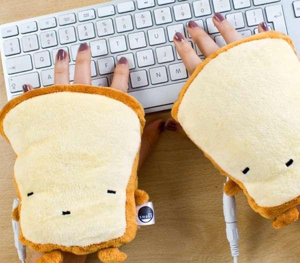 Cute Computer Mittens