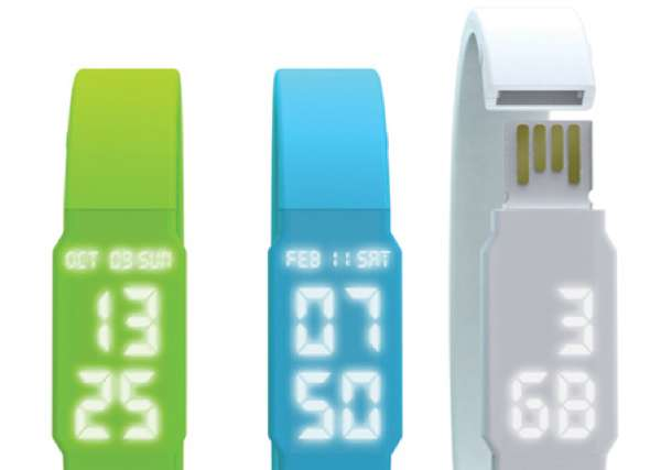 Flash Memory Chronometers