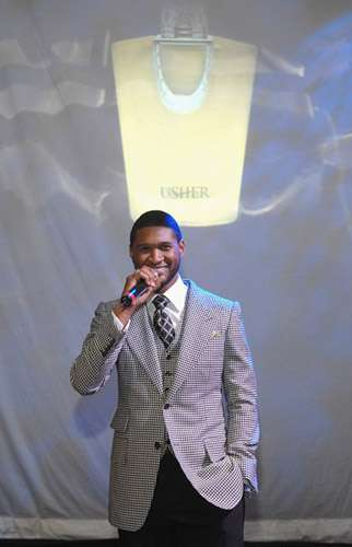 Usher's New Fragrance