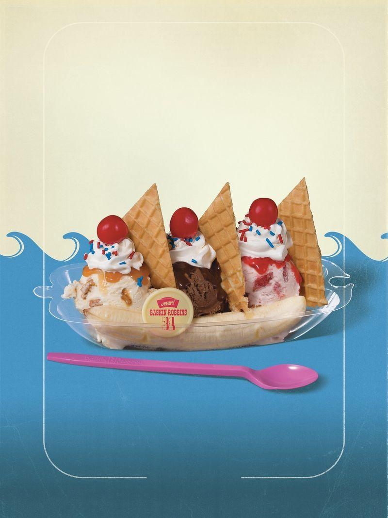 Summery Sci-Fi Ice Creams