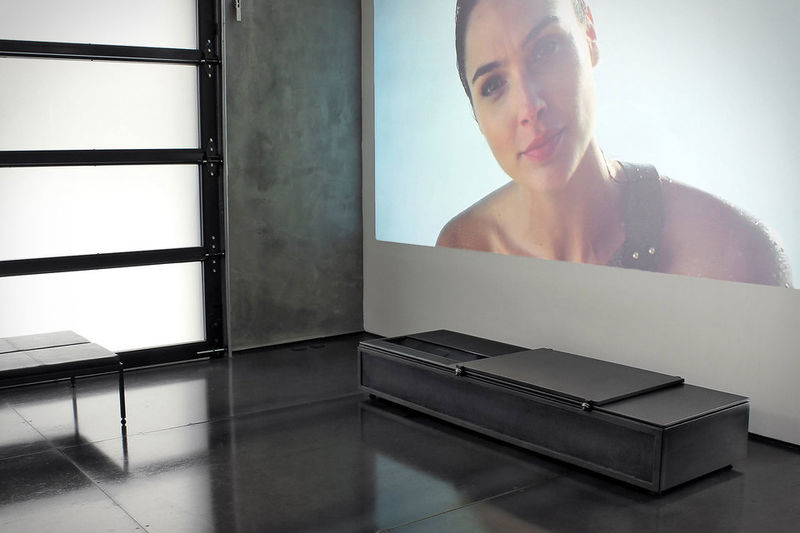 Carbon Steel Home Projectors