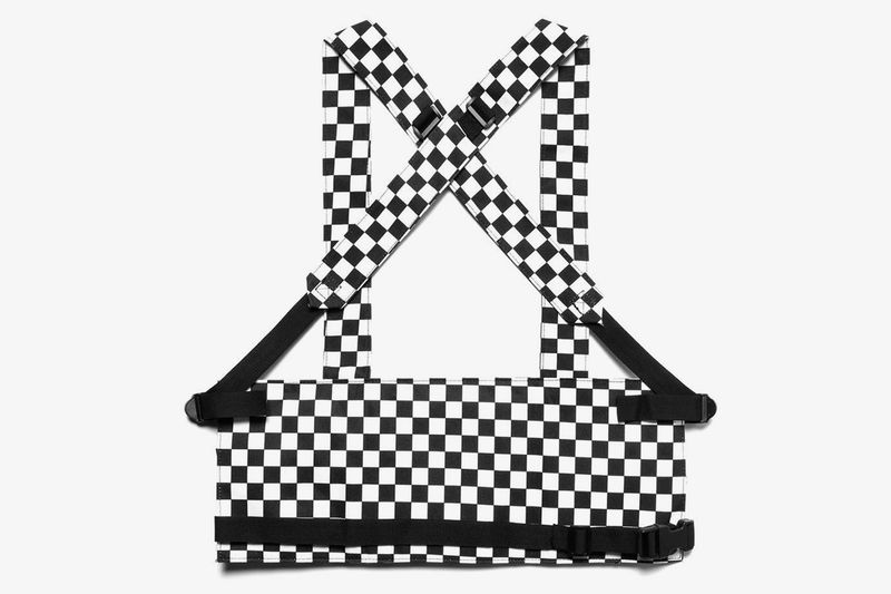 Checkered Utility Chest Rigs