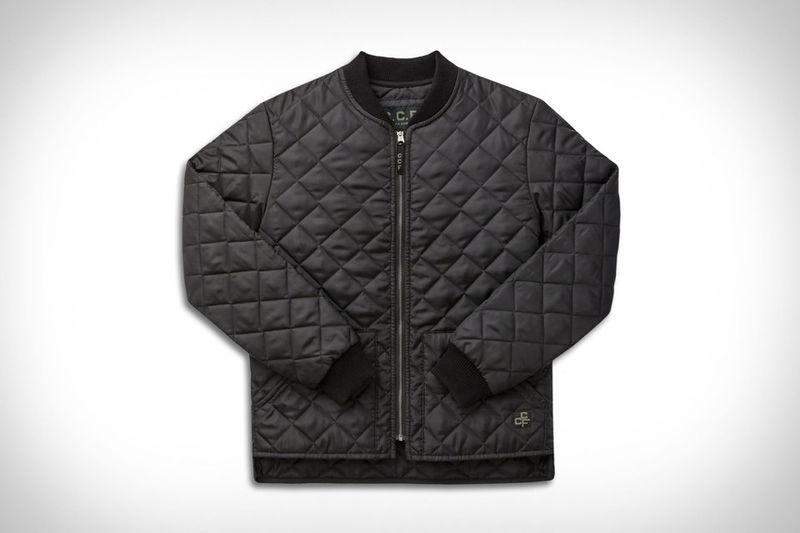 Three-Season Utility Outerwear