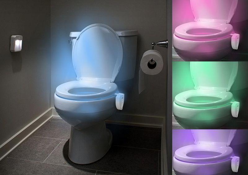 Colorful UV Bathroom Sterilizers