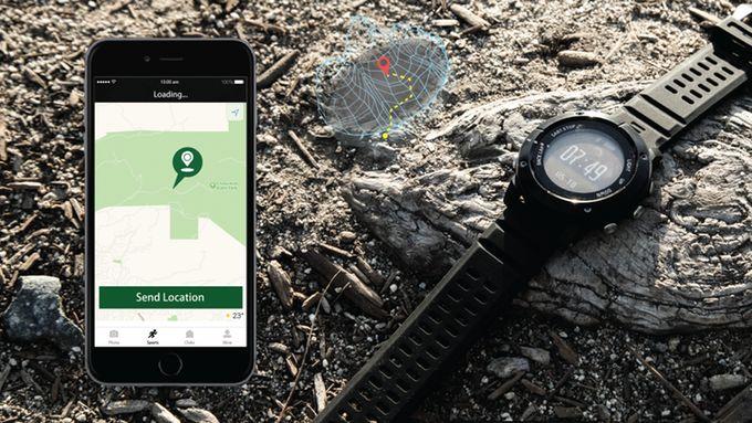 Adventurous Hiker Smartwatches