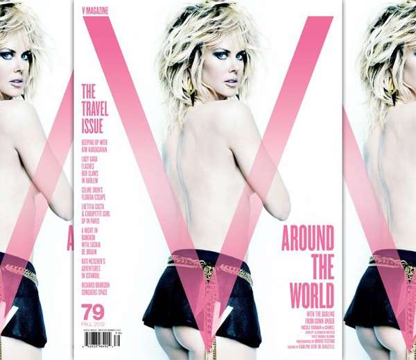 Backside-Flashing Celeb Covers