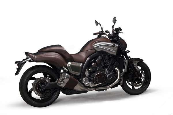 Luxury Designer Motorbikes