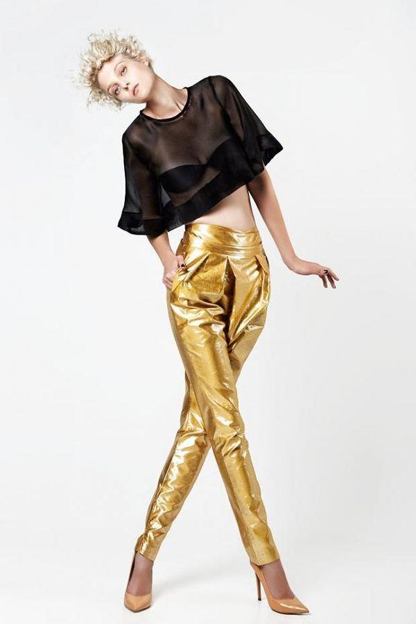Charmingly Edgy Fashion