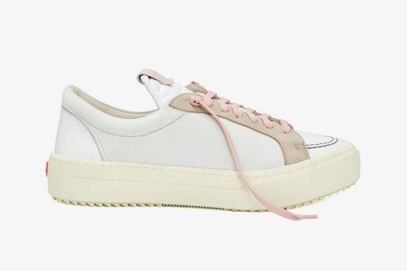 Jagged Outsole Suede Sneakers - RHUDE and The Webster Join to Design the Joint V1 Low Sneakers (TrendHunter.com)