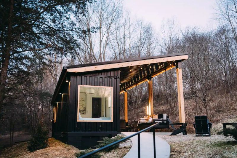 Shipping Container Rental Homes