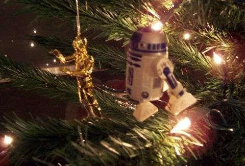 Nerdy Holiday Decor
