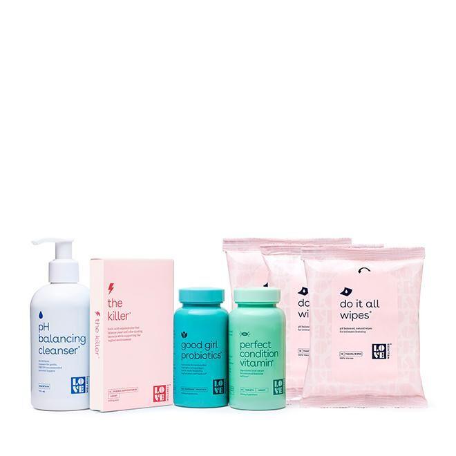 Clean Vaginal Health Kits