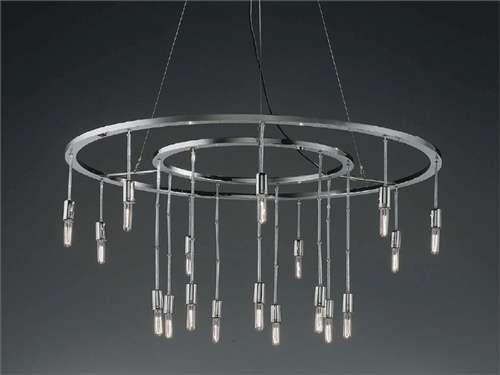 Modern Medieval Lighting & Whimsical Avian Lighting : Bird Cage Chandelier azcodes.com