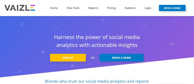 Actionable Social Media Analytics
