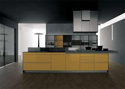 Futuristic Eco Kitchens II
