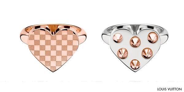 Stunning Spiky Romantic Rings