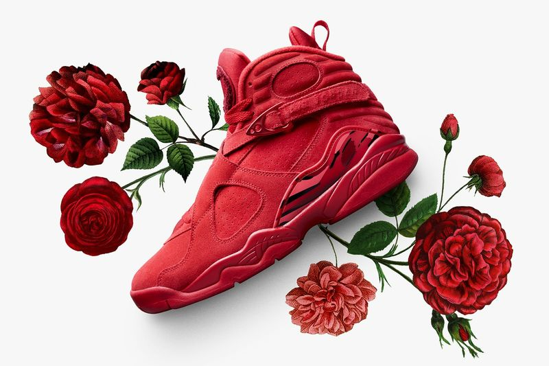 Valentine's Day-Themed Sneakers