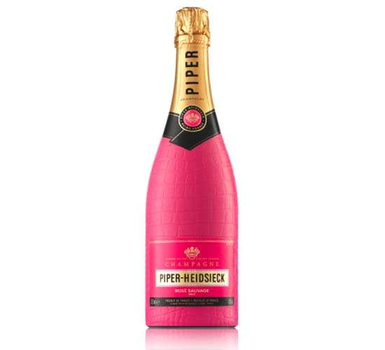 Hot Pink Luxury Champagnes